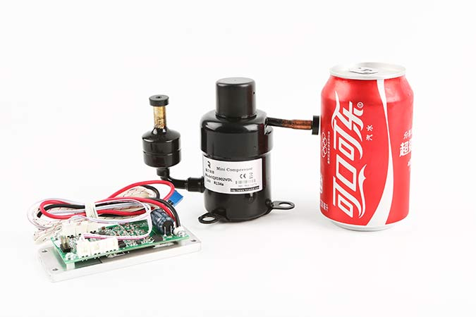 Mini Compressor, Miniature Refrigeration Compressor