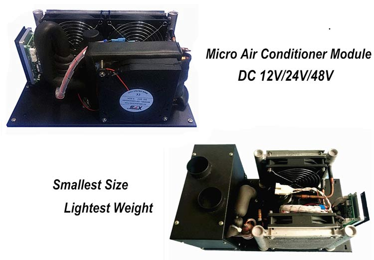 Micro DC Aircon - Rigid Cooling