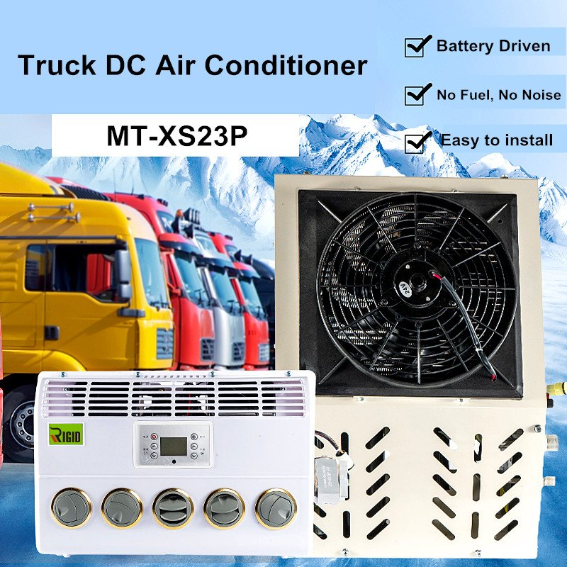 Truck DC Air Conditioner - Rigid Cooling