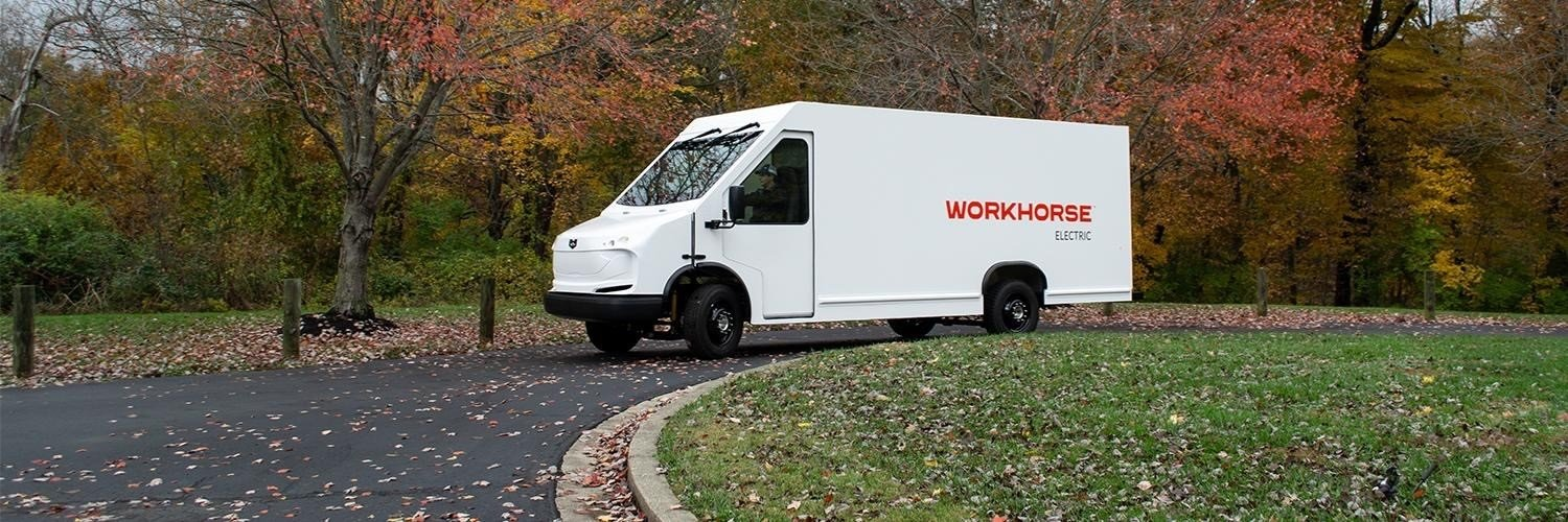Workhorse, a US-based company EV C1000 delivery truck